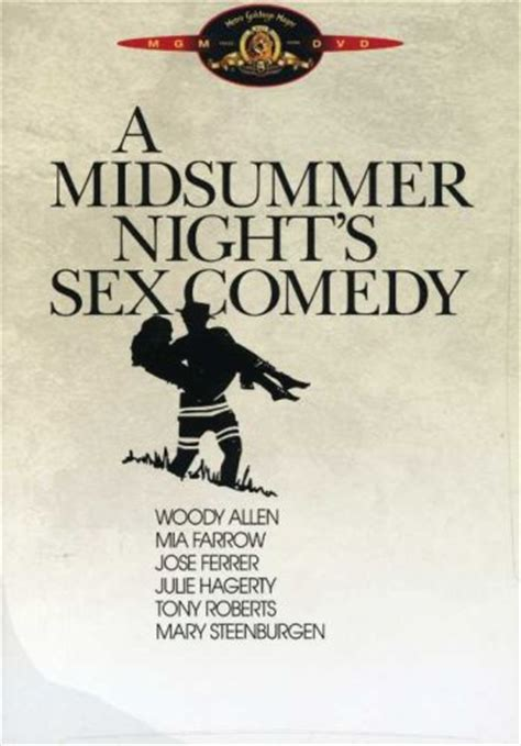 A Midsummer Night's Sex Comedy Movie Trailer, Reviews and ...