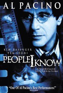 People I Know (2002) Soundtrack OST •