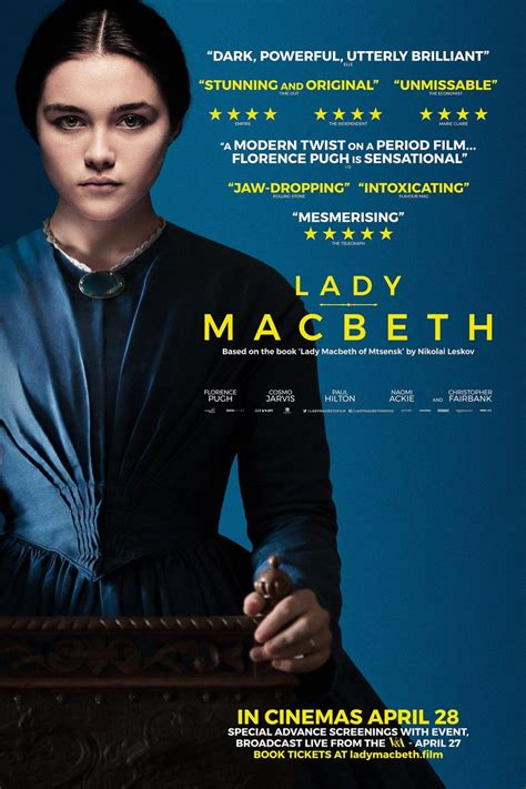 Lady Macbeth DVD Release Date October 17, 2017