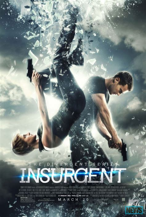 Insurgent (2015) Shailene Woodley - Movie Trailer, Release ...