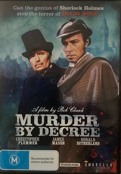 Murder By Decree (1979) | The To Watch Pile