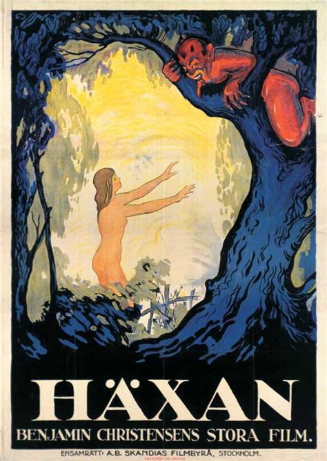 FilmFanatic.org » Witchcraft Through the Ages / Haxan (1922)