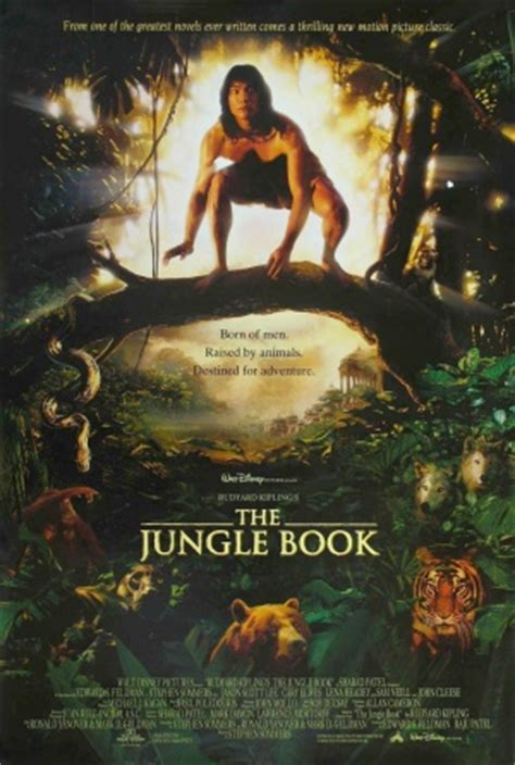 The Jungle Book (1994) - MovieMeter.nl
