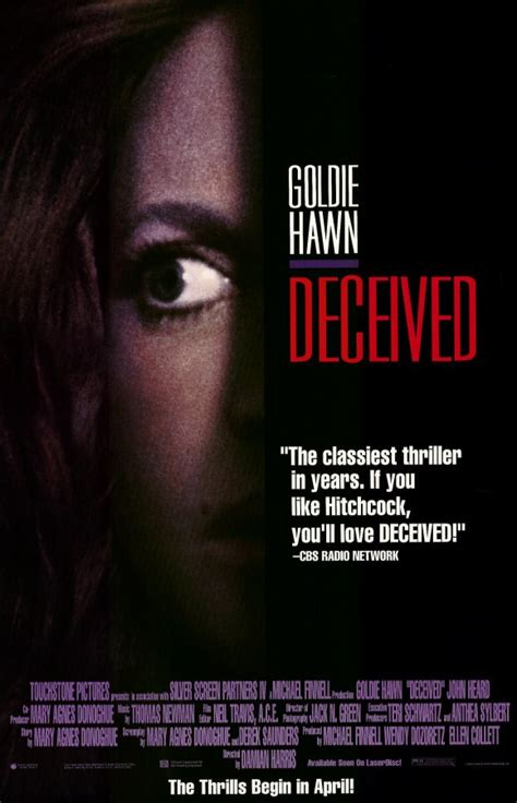 Deceived Movie Posters From Movie Poster Shop
