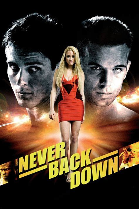 Never Back Down (2008) News - MovieWeb