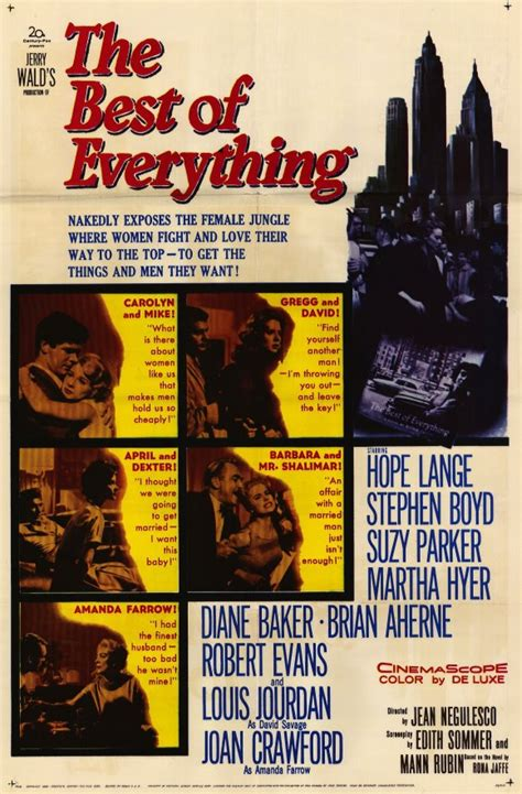 The Best of Everything Movie Posters From Movie Poster Shop