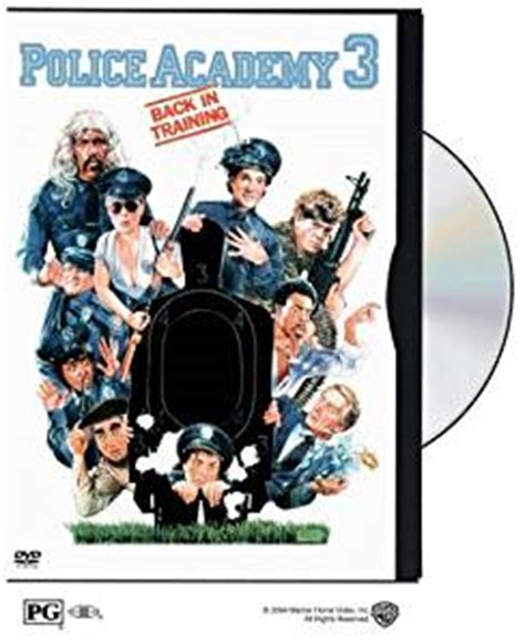 Amazon.com: Police Academy 3 - Back in Training: Steve ...