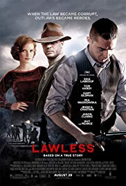 """The Cast"" from Lawless"