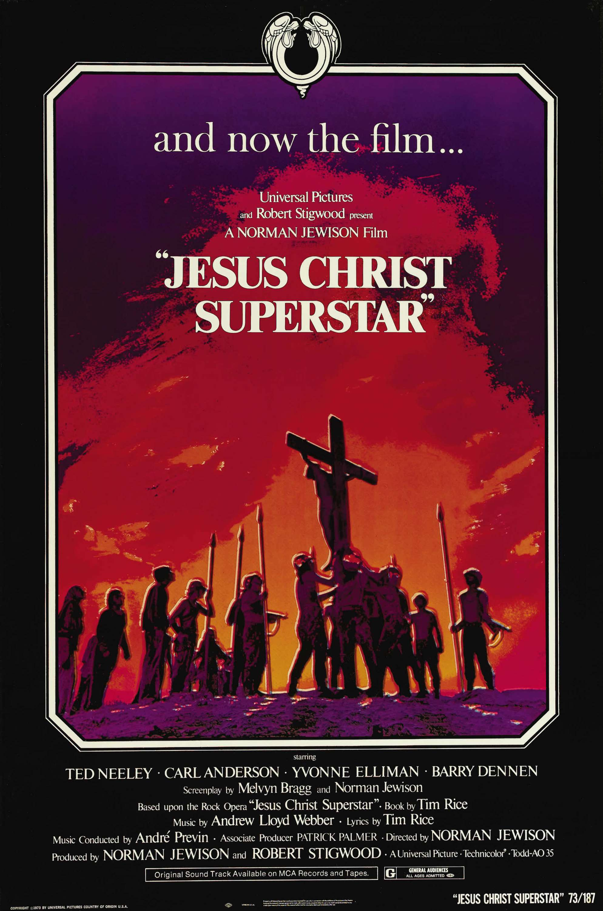Jesus Christ Superstar [1973]