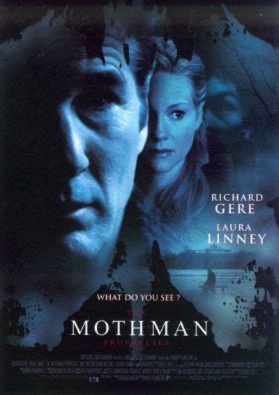 Vagebond's Movie ScreenShots: Mothman Prophecies, The (2002)