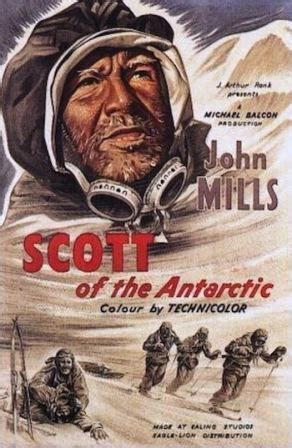 Scott of the Antarctic (1948) with John Mills - Classic ...