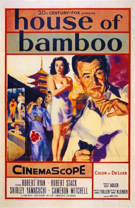 House of Bamboo Movie Posters From Movie Poster Shop