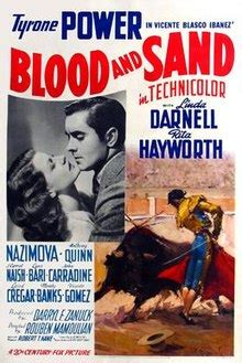 Blood and Sand (1941 film) - Wikipedia