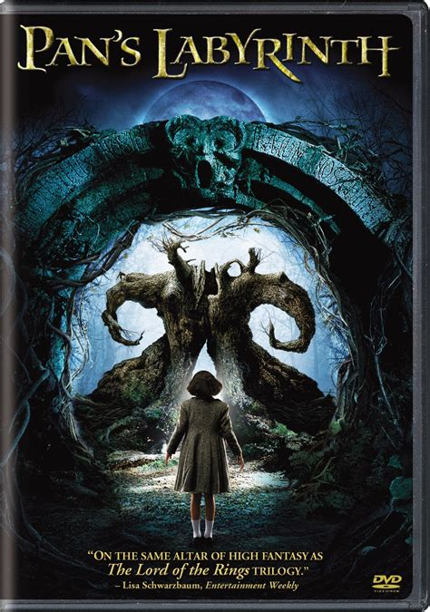 Pan's Labyrinth DVD Release Date May 15, 2007