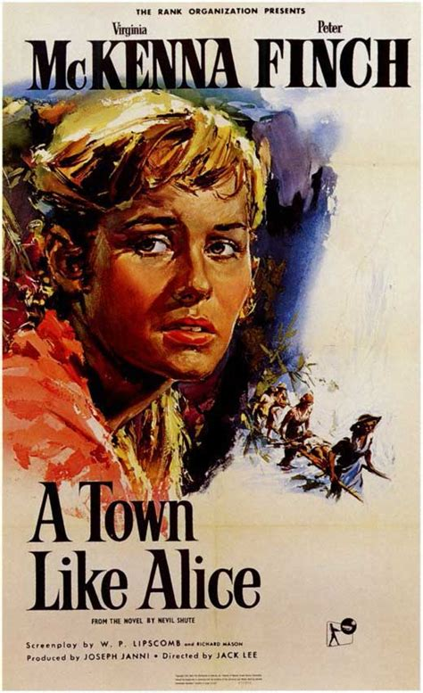A Town Like Alice Movie Posters From Movie Poster Shop