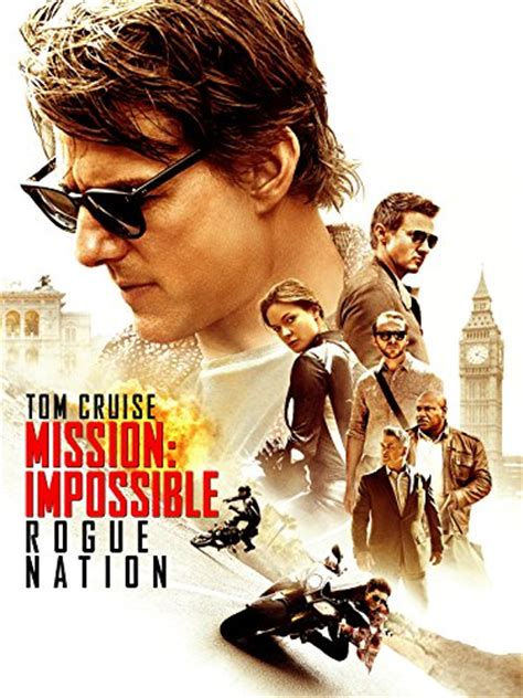 Amazon.com: Mission: Impossible - Rogue Nation: Tom Cruise ...