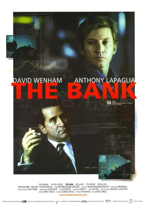 The Bank Movie Posters From Movie Poster Shop
