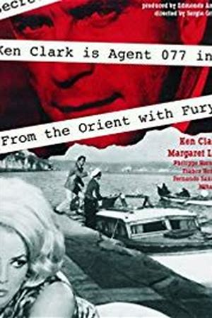 Agent 077: From the Orient with Fury