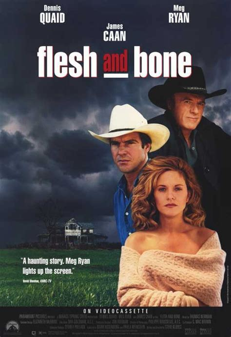 Flesh and Bone Movie Posters From Movie Poster Shop