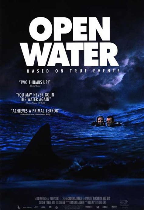 Open Water Movie Posters From Movie Poster Shop