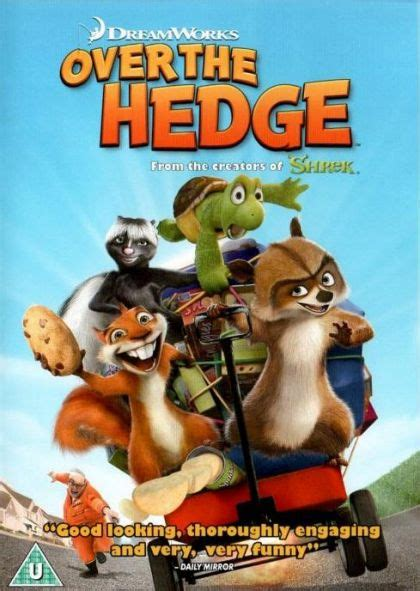 Over the Hedge (2006) on Collectorz.com Core Movies