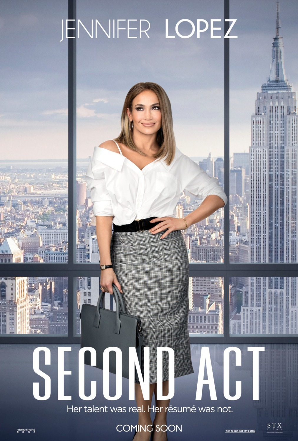 Second Act [2018]