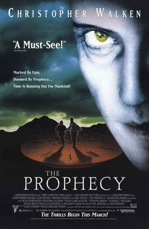 The Prophecy Movie Posters From Movie Poster Shop