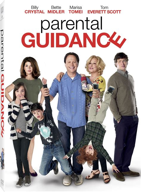 Parental Guidance DVD Release Date March 26, 2013
