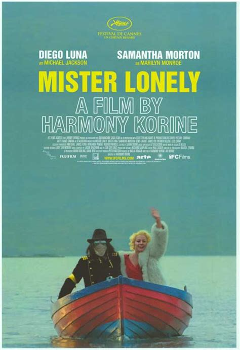 Mister Lonely Movie Posters From Movie Poster Shop