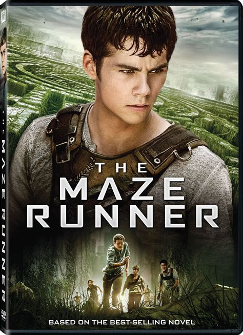 The Maze Runner DVD Release Date December 16, 2014