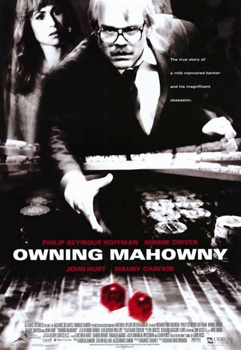 Owning Mahowny Movie Posters From Movie Poster Shop