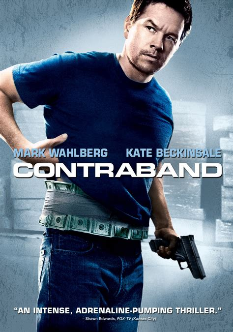 Contraband DVD Release Date April 24, 2012