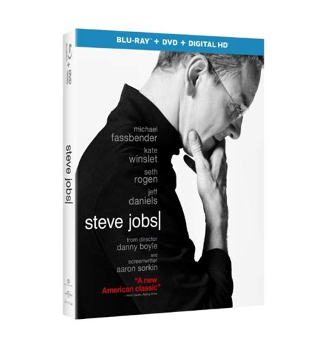 STEVE JOBS Available on Blu-ray/DVD And On Demand February ...