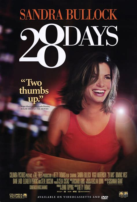 28 Days (2000) | Tales From The Ipe!