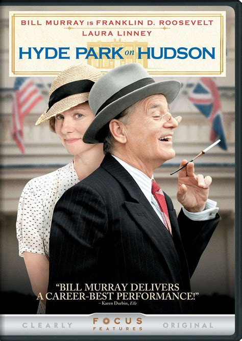 Hyde Park on Hudson DVD Release Date April 9, 2013
