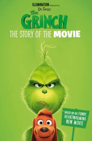 "Get Grinchy with Random House ""The Grinch Movie Tie-In Books!"