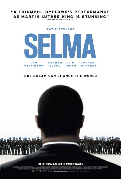 Selma Movie Poster (#2 of 10) - IMP Awards