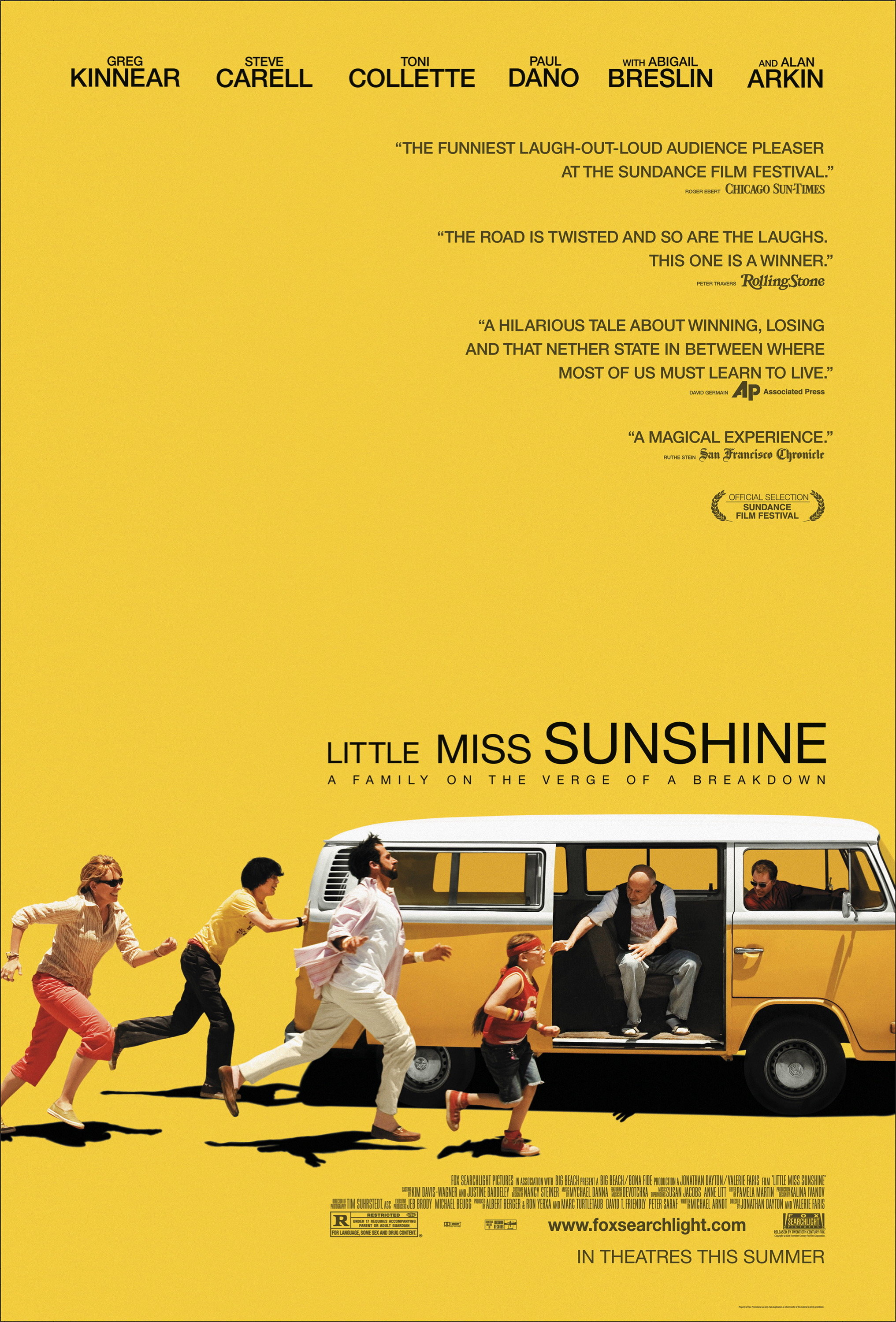 Little Miss Sunshine [2006]