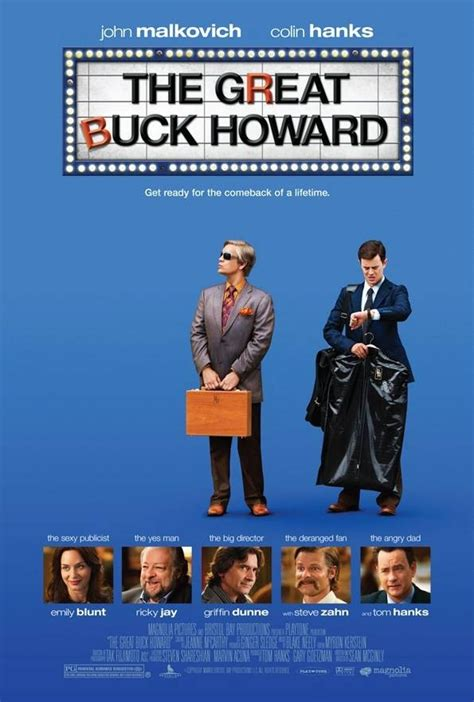 Movie Review - The Great Buck Howard