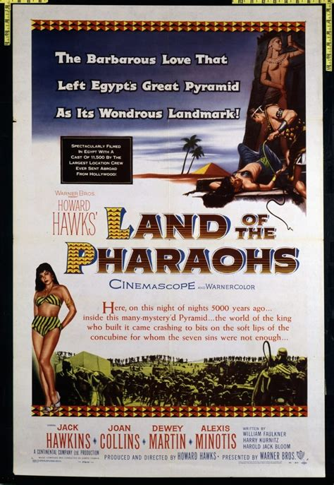"Howard Hawk's ""Land of the Pharaohs"" (1955)? - Blu-ray Forum"