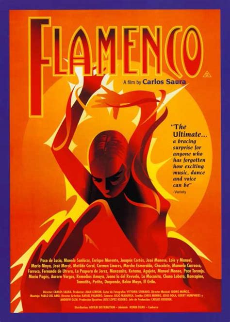 Flamenco Movie Posters From Movie Poster Shop