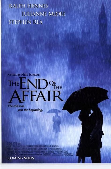 The End of the Affair (1999) 102 min - Drama | Romance ...