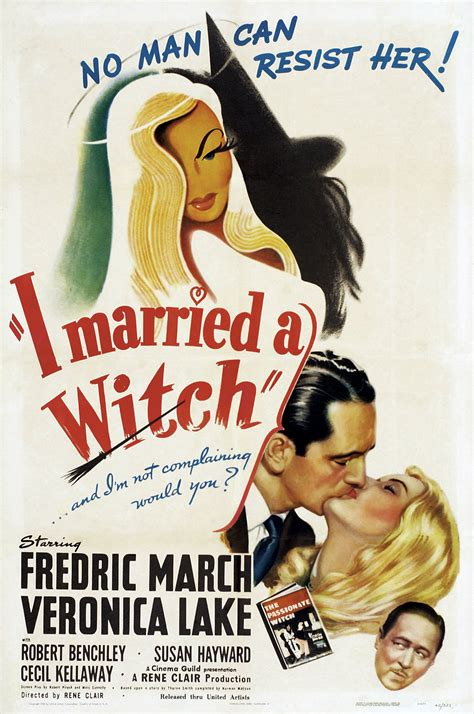 Silent Sundays: I Married a Witch (1942)