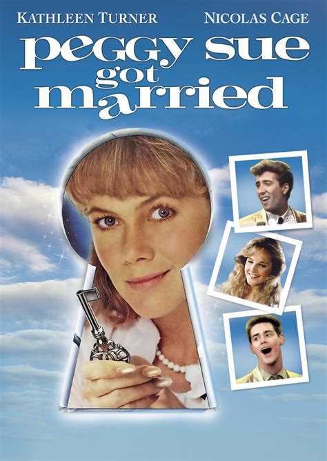 Peggy Sue Got Married DVD Release Date