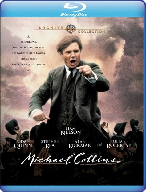 Michael Collins Blu-ray