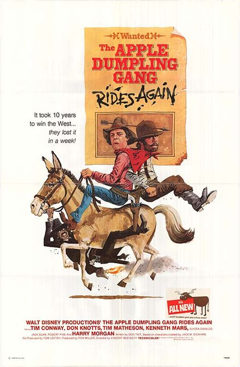 Apple Dumpling Gang Rides Again movie posters at movie ...