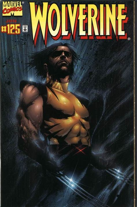 The Evolution of Wolverine Through His Covers