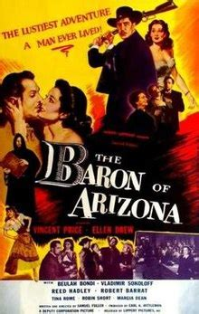 The Baron of Arizona - Wikipedia
