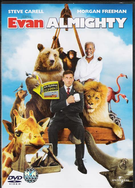 Evan Almighty and the ARK | Spiritual Formation on the Run