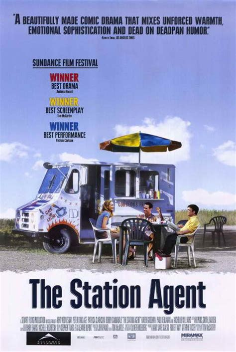 The Station Agent Movie Posters From Movie Poster Shop